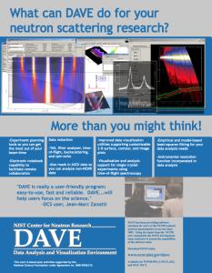 Screen grab of DAVE