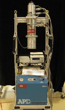 Low Temperature CCR, Controller and Compressor